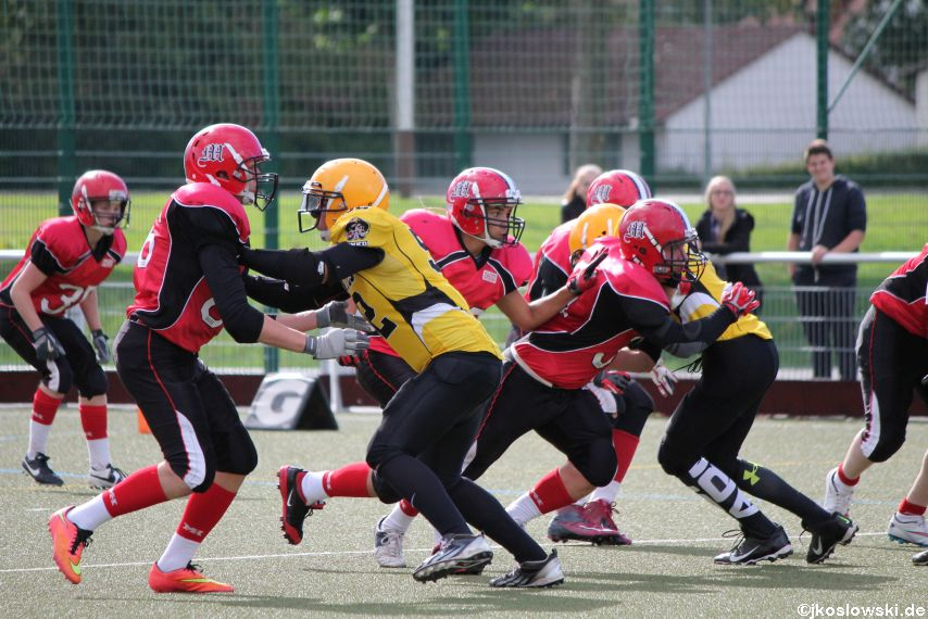U17 Marburg Mercenaries vs. Frankfurt Pirates 133