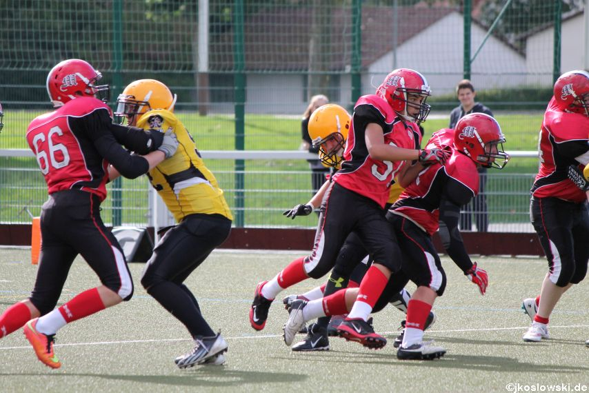 U17 Marburg Mercenaries vs. Frankfurt Pirates 134