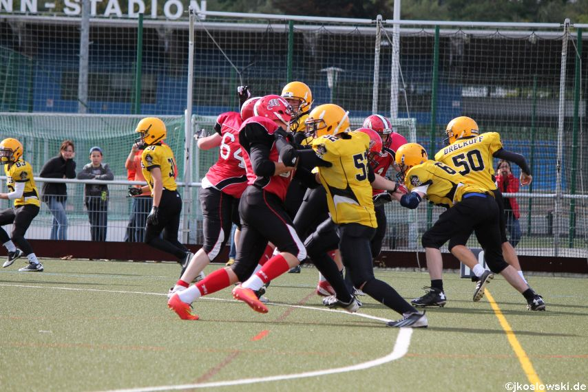 U17 Marburg Mercenaries vs. Frankfurt Pirates 137