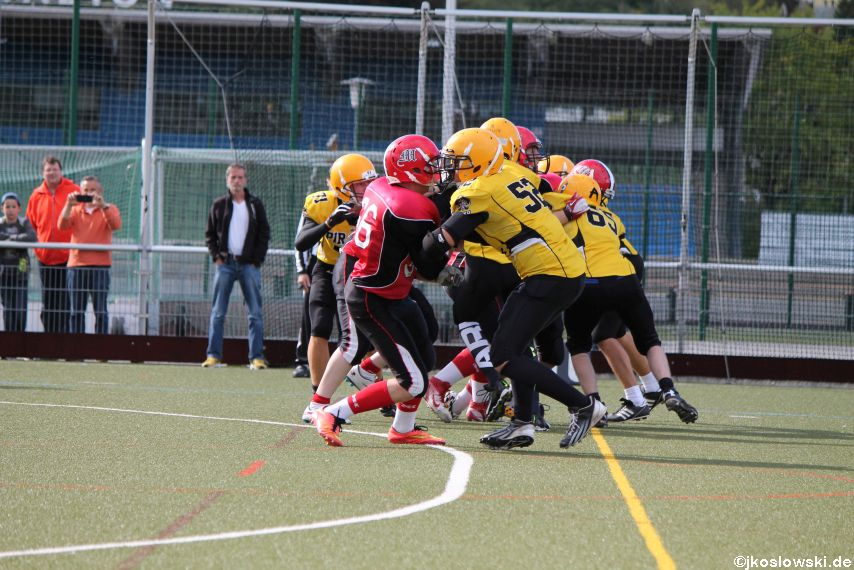 U17 Marburg Mercenaries vs. Frankfurt Pirates 138