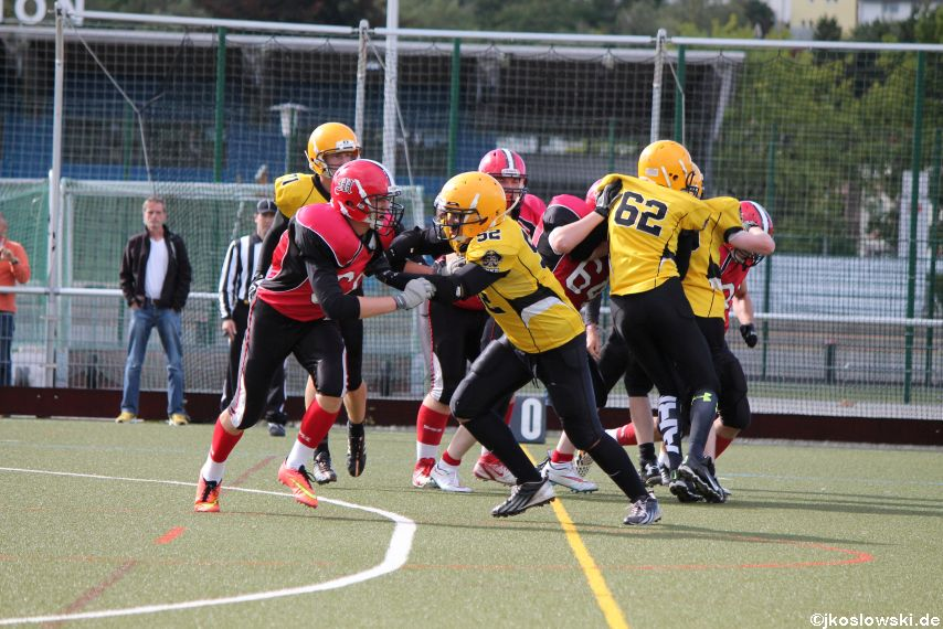U17 Marburg Mercenaries vs. Frankfurt Pirates 140