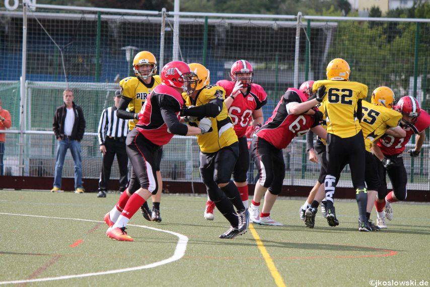 U17 Marburg Mercenaries vs. Frankfurt Pirates 141