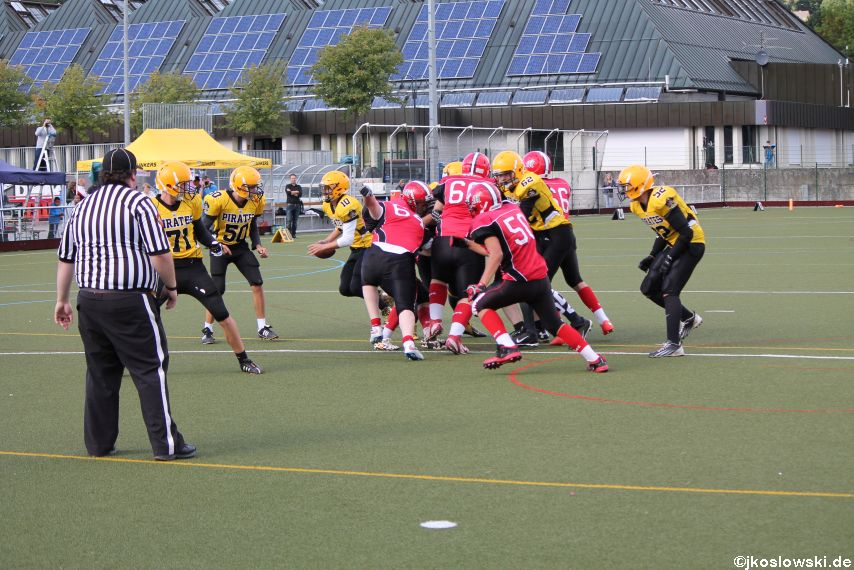 U17 Marburg Mercenaries vs. Frankfurt Pirates 145