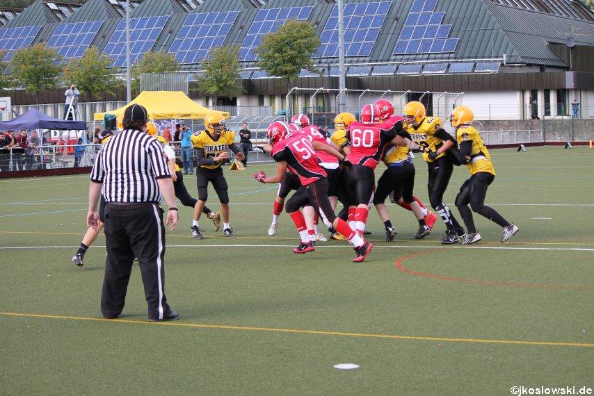 U17 Marburg Mercenaries vs. Frankfurt Pirates 146