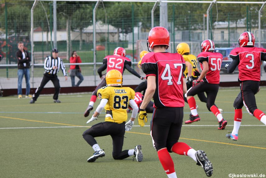 U17 Marburg Mercenaries vs. Frankfurt Pirates 150