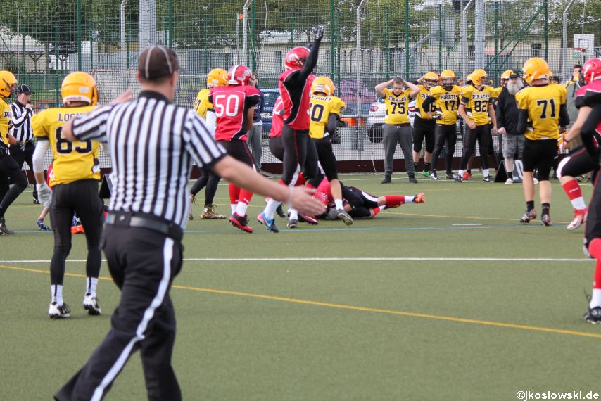 U17 Marburg Mercenaries vs. Frankfurt Pirates 155
