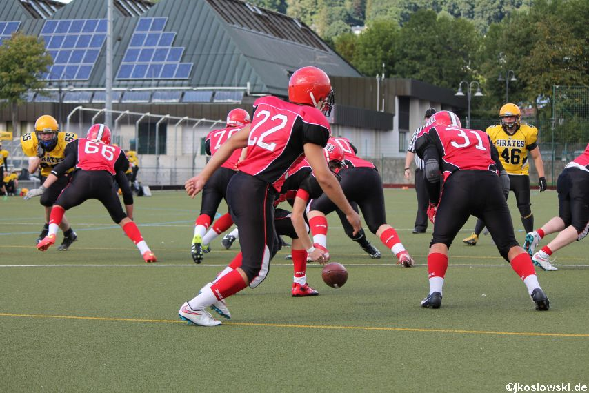 U17 Marburg Mercenaries vs. Frankfurt Pirates 158