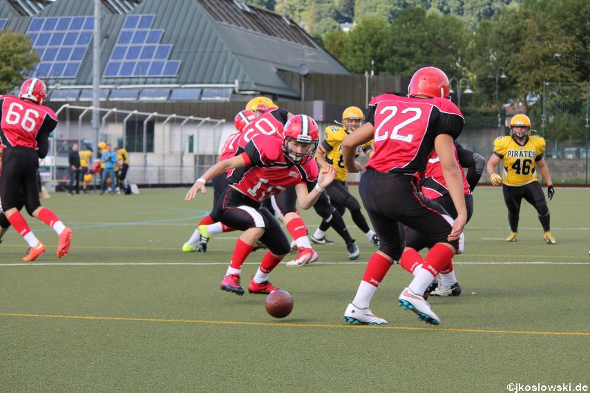 U17 Marburg Mercenaries vs. Frankfurt Pirates 159