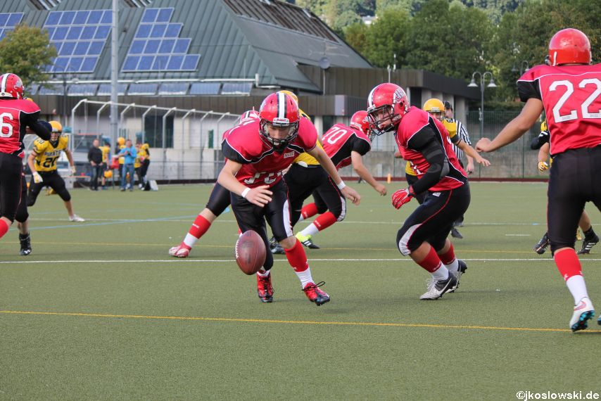 U17 Marburg Mercenaries vs. Frankfurt Pirates 160