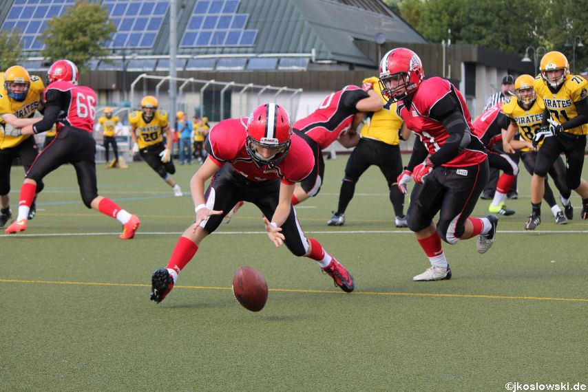 U17 Marburg Mercenaries vs. Frankfurt Pirates 161