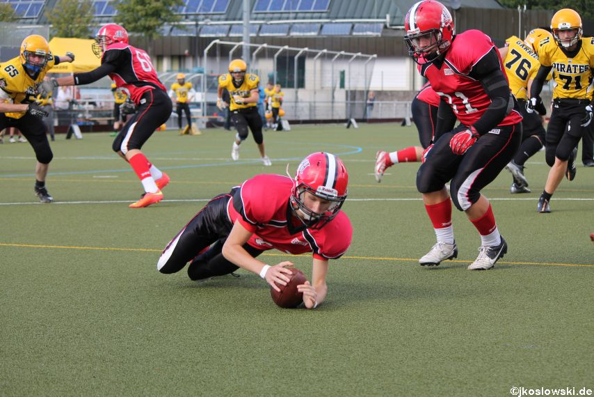 U17 Marburg Mercenaries vs. Frankfurt Pirates 162
