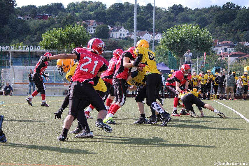 U17 Marburg Mercenaries vs. Frankfurt Pirates 167