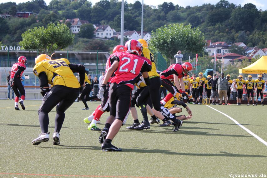 U17 Marburg Mercenaries vs. Frankfurt Pirates 168