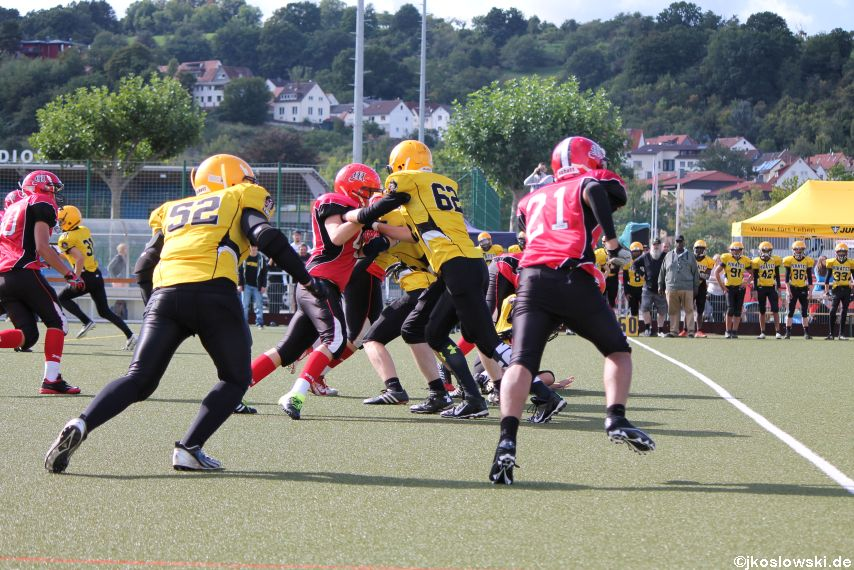U17 Marburg Mercenaries vs. Frankfurt Pirates 169