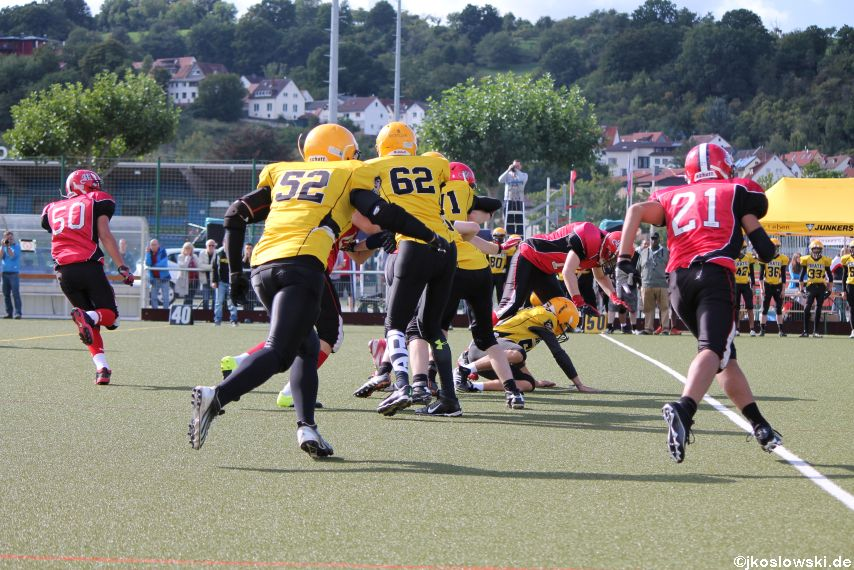 U17 Marburg Mercenaries vs. Frankfurt Pirates 170