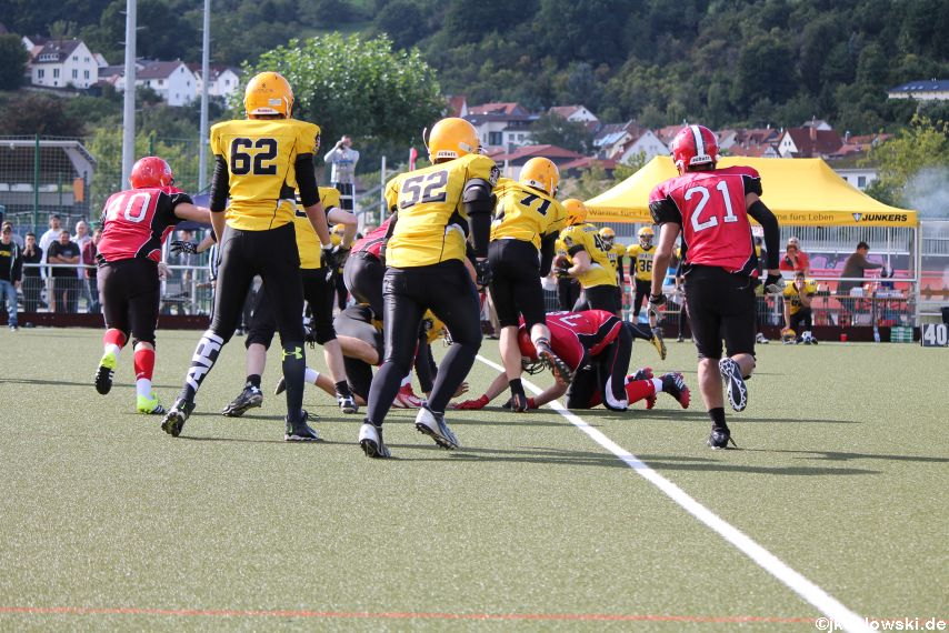 U17 Marburg Mercenaries vs. Frankfurt Pirates 171