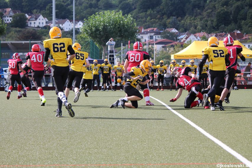 U17 Marburg Mercenaries vs. Frankfurt Pirates 174
