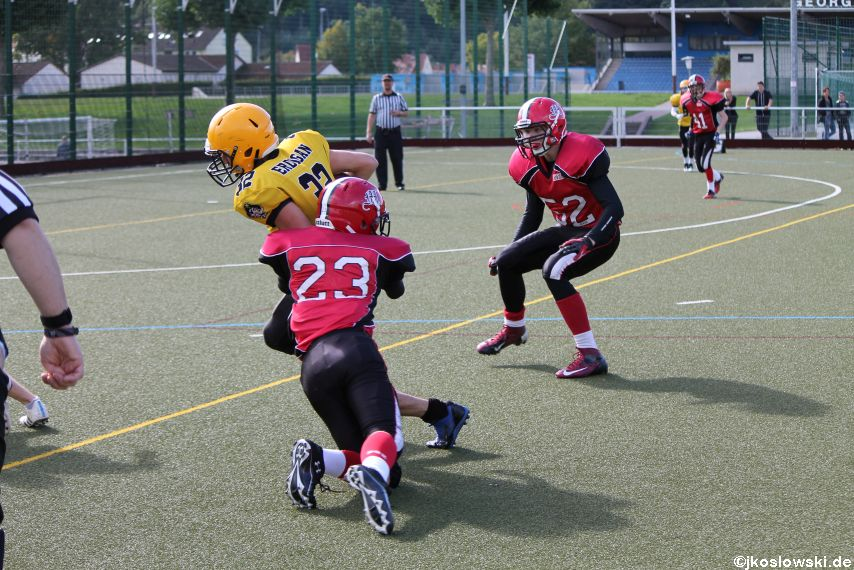 U17 Marburg Mercenaries vs. Frankfurt Pirates 177
