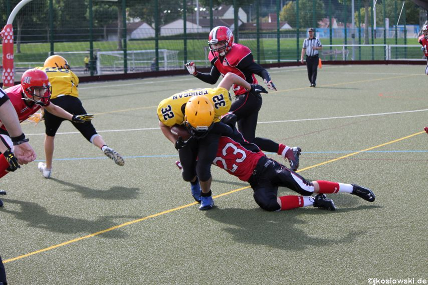 U17 Marburg Mercenaries vs. Frankfurt Pirates 178