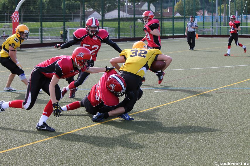 U17 Marburg Mercenaries vs. Frankfurt Pirates 179