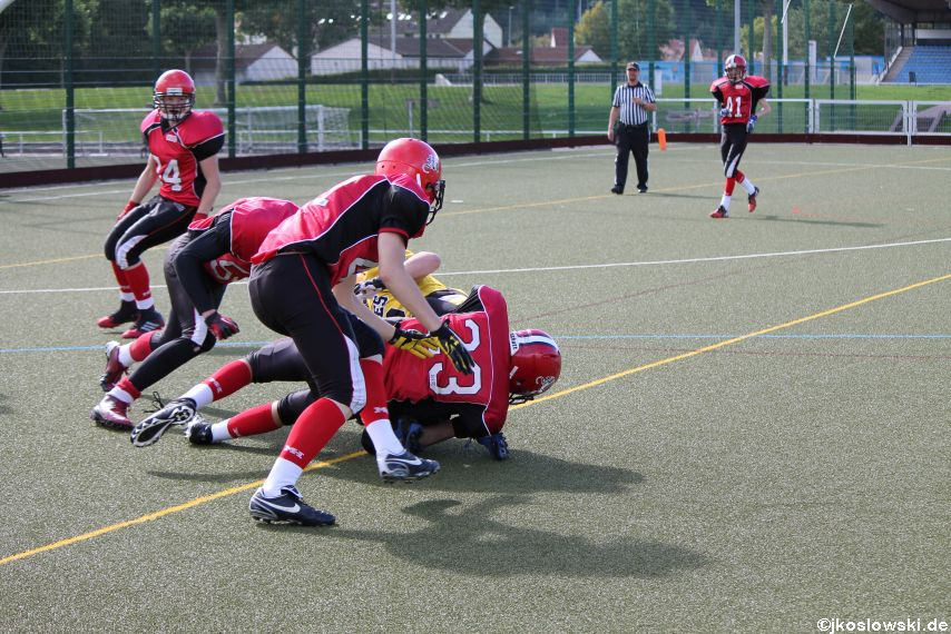 U17 Marburg Mercenaries vs. Frankfurt Pirates 180