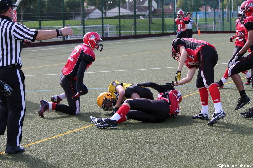 U17 Marburg Mercenaries vs. Frankfurt Pirates 183