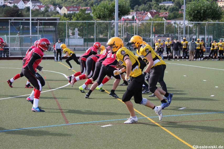 U17 Marburg Mercenaries vs. Frankfurt Pirates 185