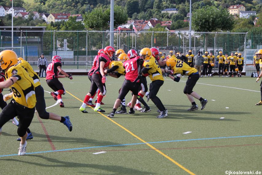 U17 Marburg Mercenaries vs. Frankfurt Pirates 187