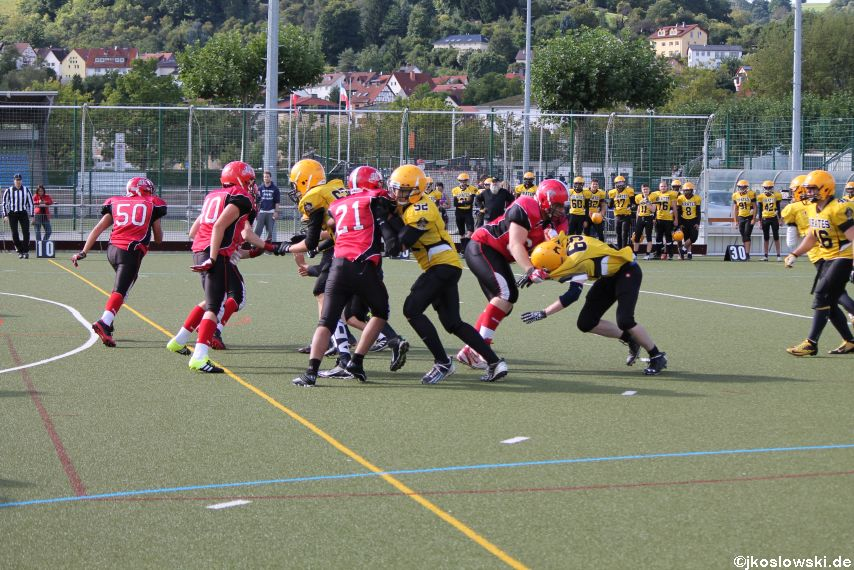 U17 Marburg Mercenaries vs. Frankfurt Pirates 188