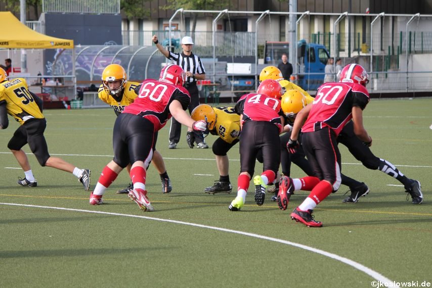 U17 Marburg Mercenaries vs. Frankfurt Pirates 190