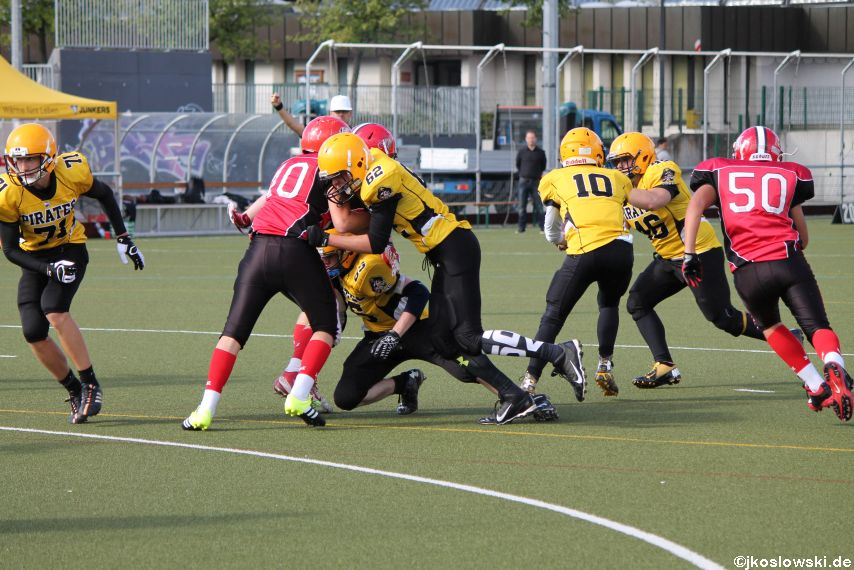 U17 Marburg Mercenaries vs. Frankfurt Pirates 192
