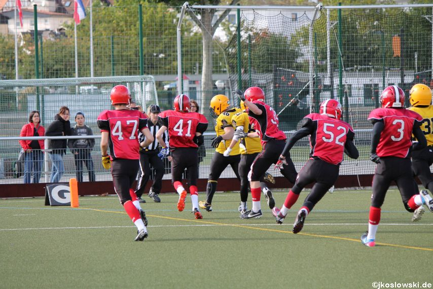 U17 Marburg Mercenaries vs. Frankfurt Pirates 200