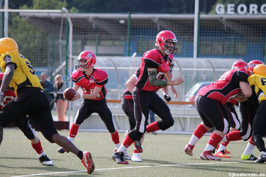 U17 Marburg Mercenaries vs. Frankfurt Pirates 202