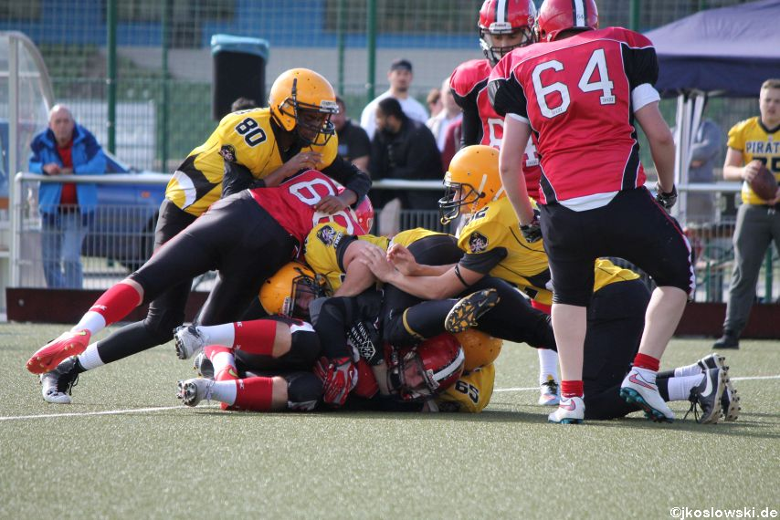 U17 Marburg Mercenaries vs. Frankfurt Pirates 204