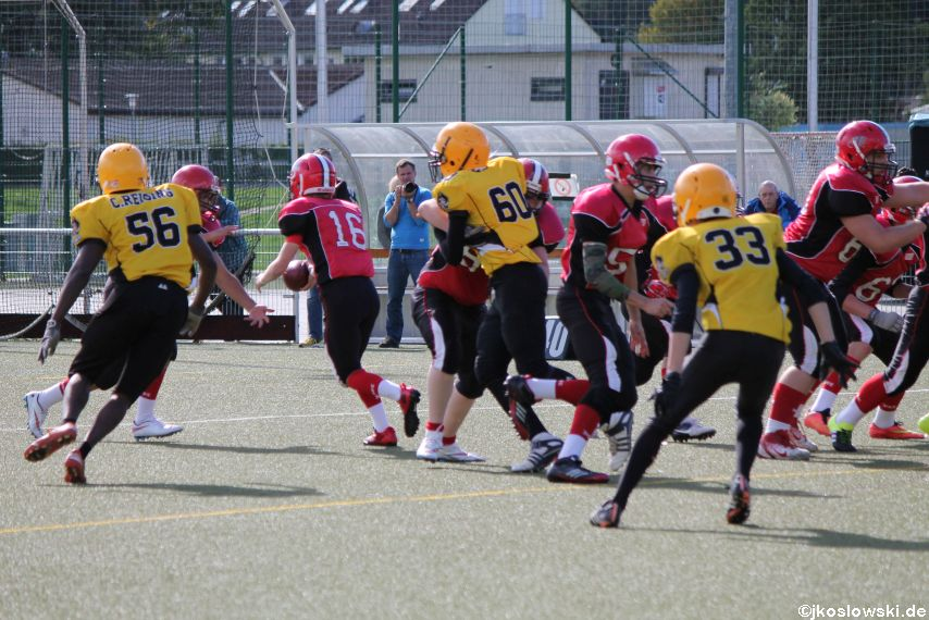 U17 Marburg Mercenaries vs. Frankfurt Pirates 209