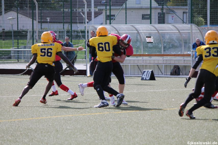 U17 Marburg Mercenaries vs. Frankfurt Pirates 210