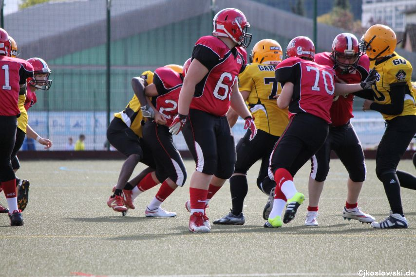 U17 Marburg Mercenaries vs. Frankfurt Pirates 214