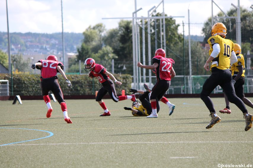 U17 Marburg Mercenaries vs. Frankfurt Pirates 217