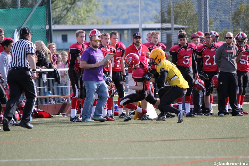 U17 Marburg Mercenaries vs. Frankfurt Pirates 218