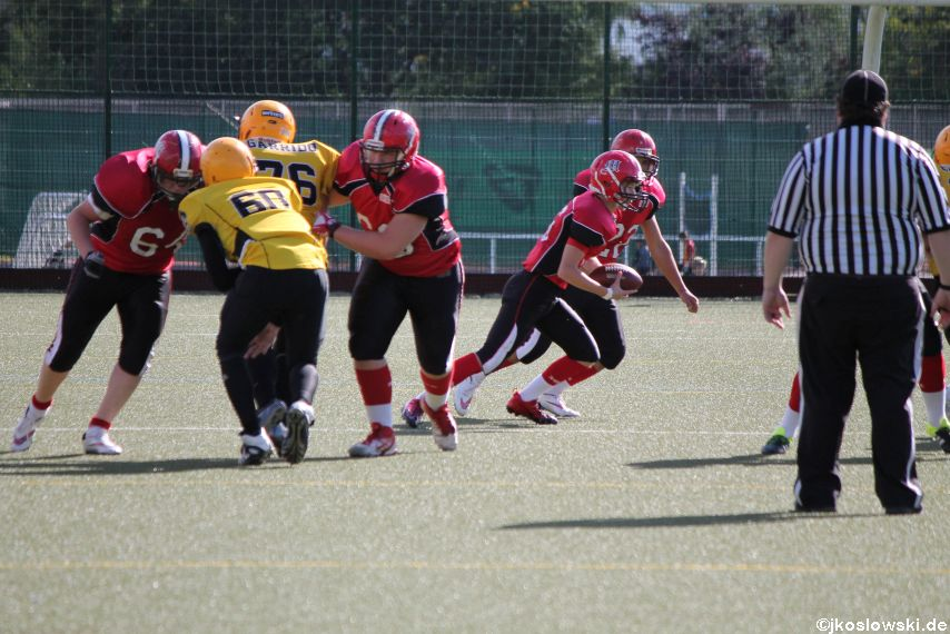 U17 Marburg Mercenaries vs. Frankfurt Pirates 220
