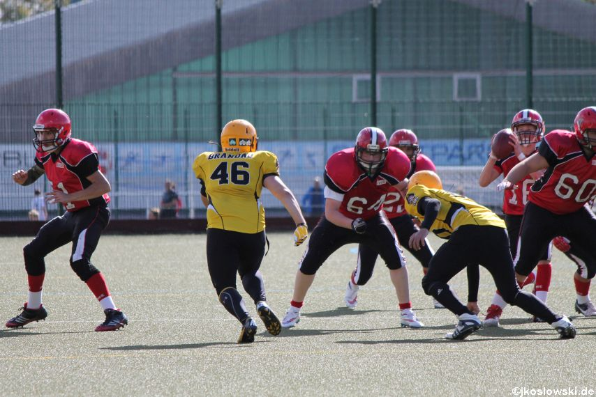 U17 Marburg Mercenaries vs. Frankfurt Pirates 225