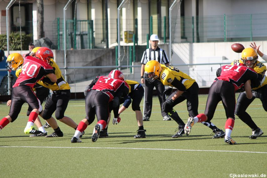 U17 Marburg Mercenaries vs. Frankfurt Pirates 228