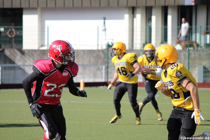 U17 Marburg Mercenaries vs. Frankfurt Pirates 230
