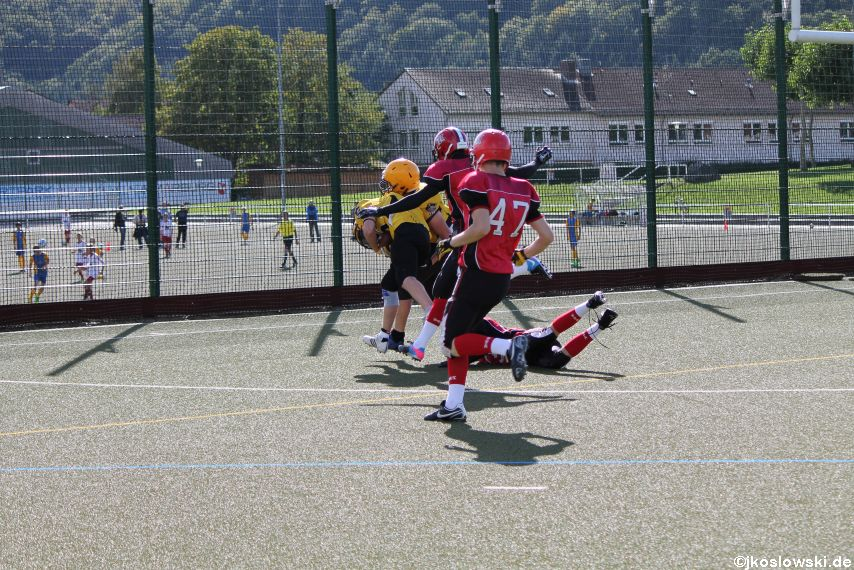 U17 Marburg Mercenaries vs. Frankfurt Pirates 233