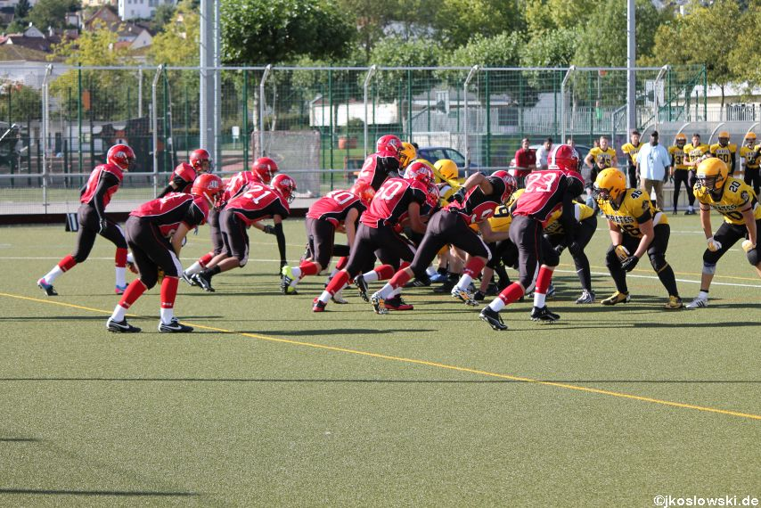 U17 Marburg Mercenaries vs. Frankfurt Pirates 234