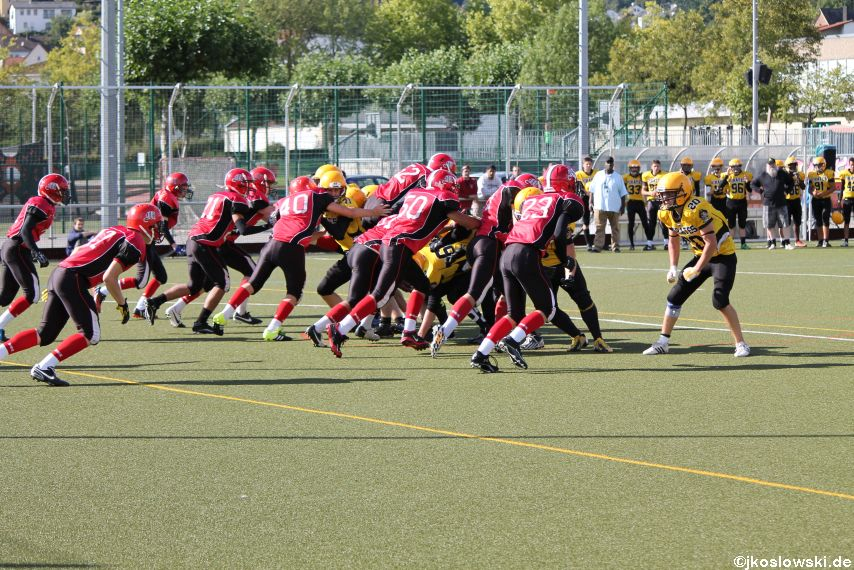 U17 Marburg Mercenaries vs. Frankfurt Pirates 235