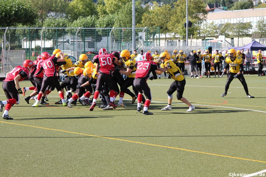 U17 Marburg Mercenaries vs. Frankfurt Pirates 236