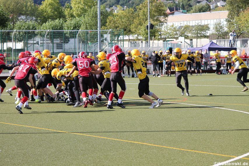 U17 Marburg Mercenaries vs. Frankfurt Pirates 237