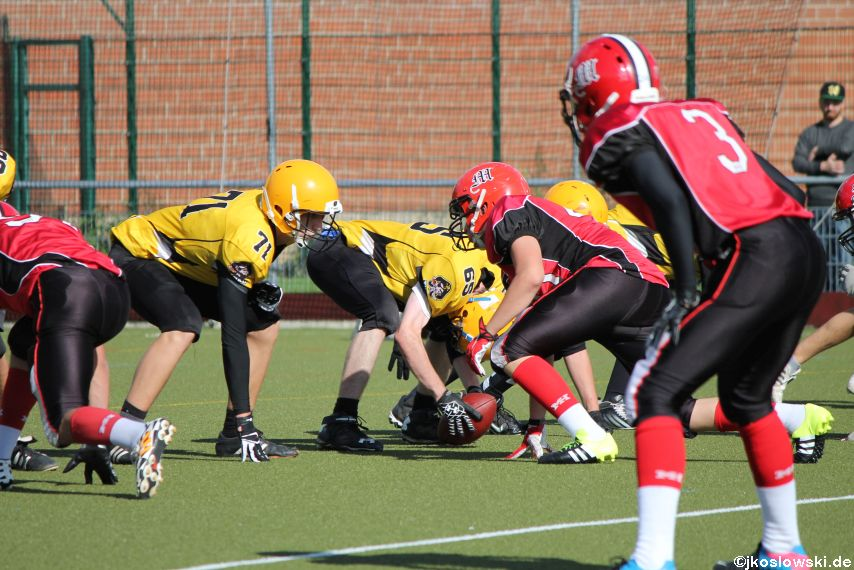 U17 Marburg Mercenaries vs. Frankfurt Pirates 242