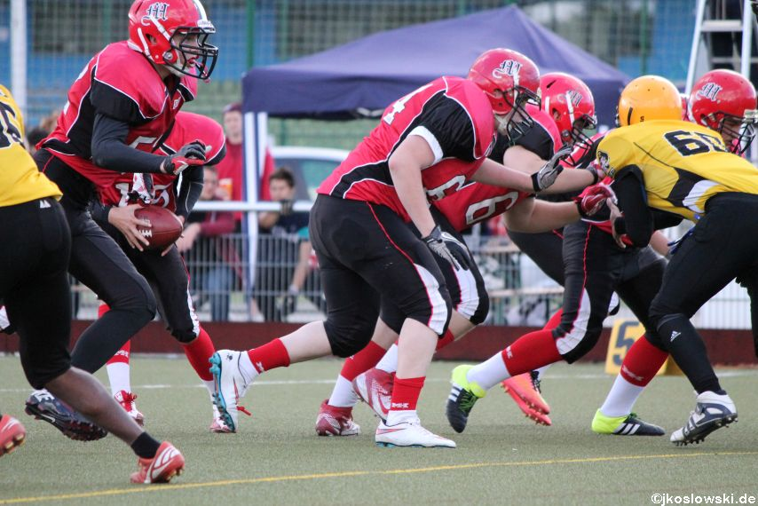 U17 Marburg Mercenaries vs. Frankfurt Pirates 250